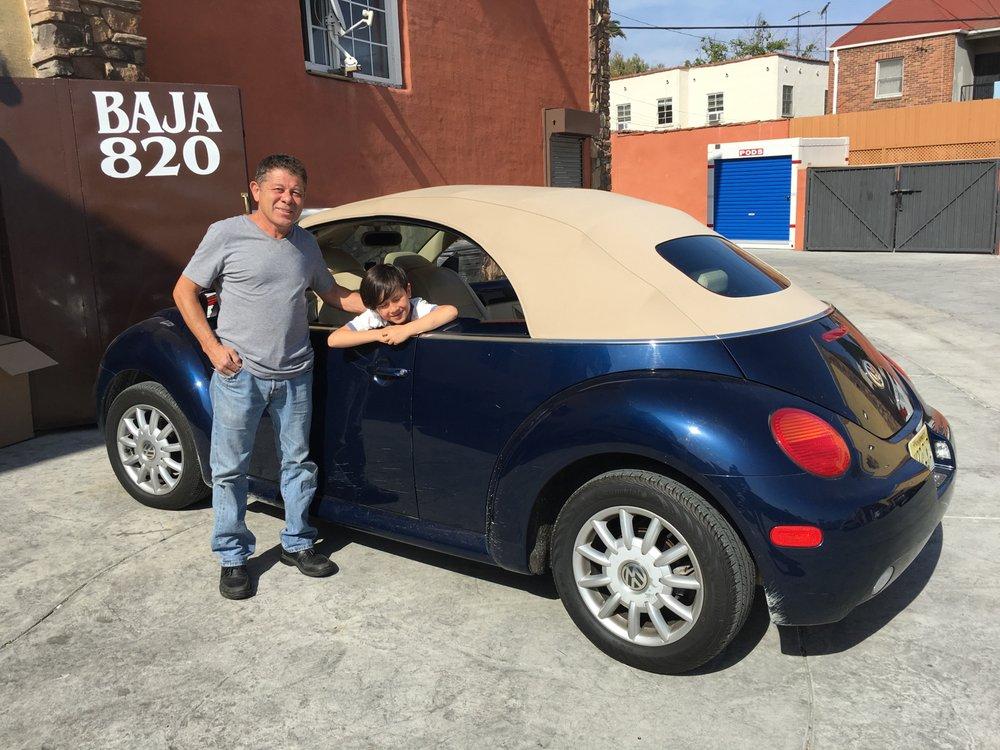 Baja Auto Upholstery