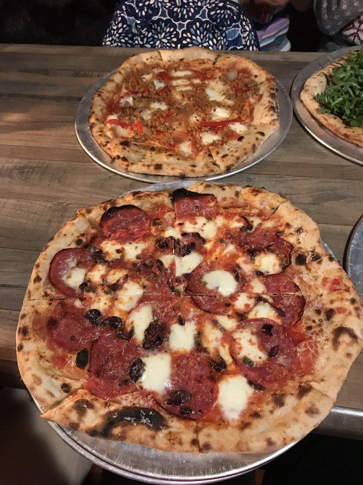 Pie Times Pizza Company: 414 W Main St, Sylva, NC