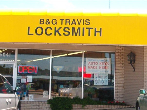 Lock And Key, Bg Travis