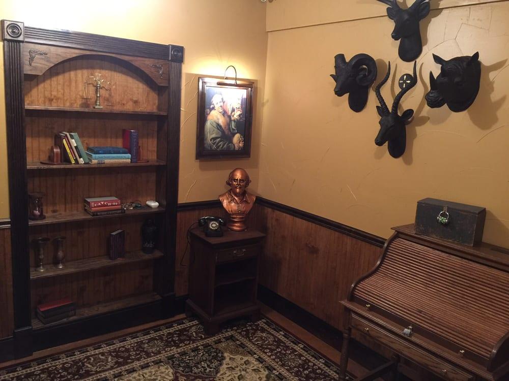 Escape Room Olympia Wa
