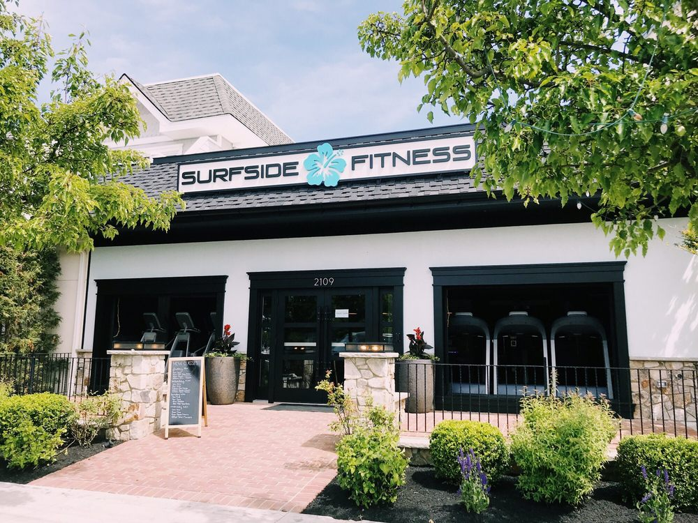 Surfside Fitness: 2109 Dune Dr, Avalon, NJ