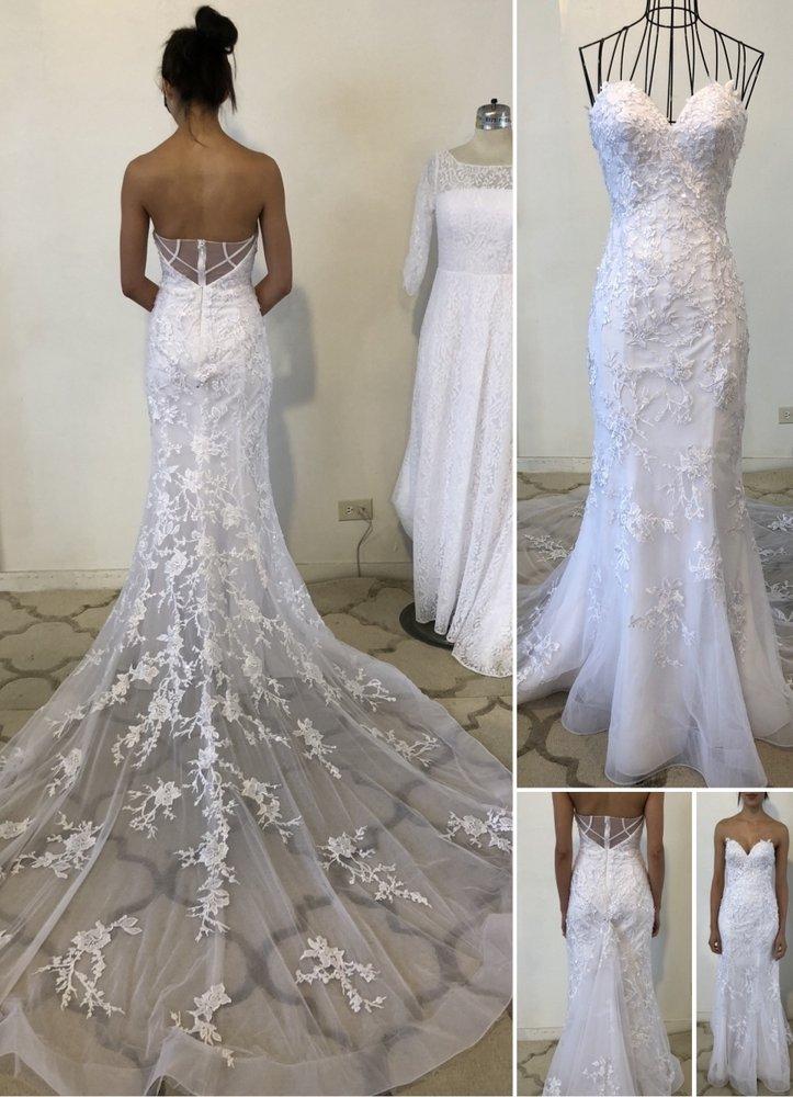 Wedding Dress Tailoring For Bride Yelp