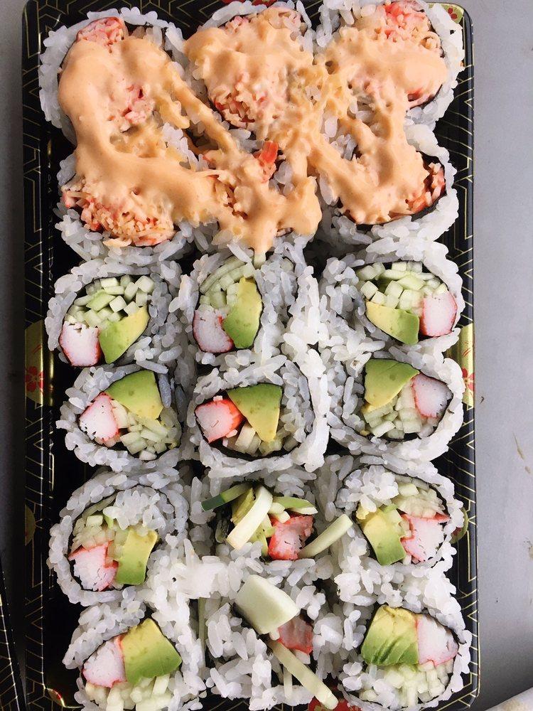 Food from Yuki Hana Clifton