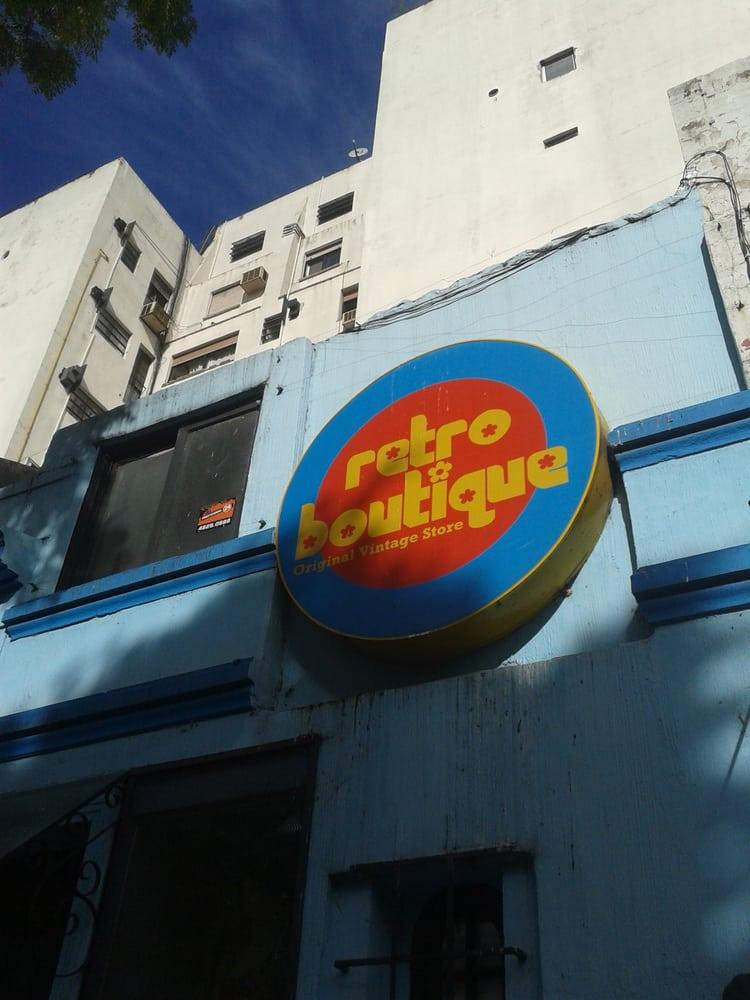 Retro Boutique: Malabia 1977, Buenos Aires, C