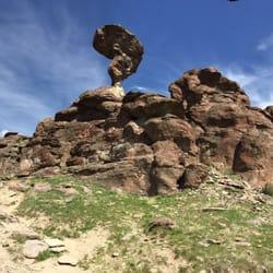 balanced rock balanced rock park 27 photos hiking balance