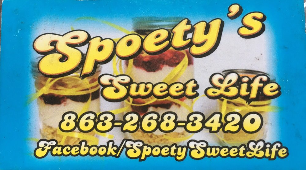 Spoety's Sweet Life: 704 Ave T NE, Winter Haven, FL