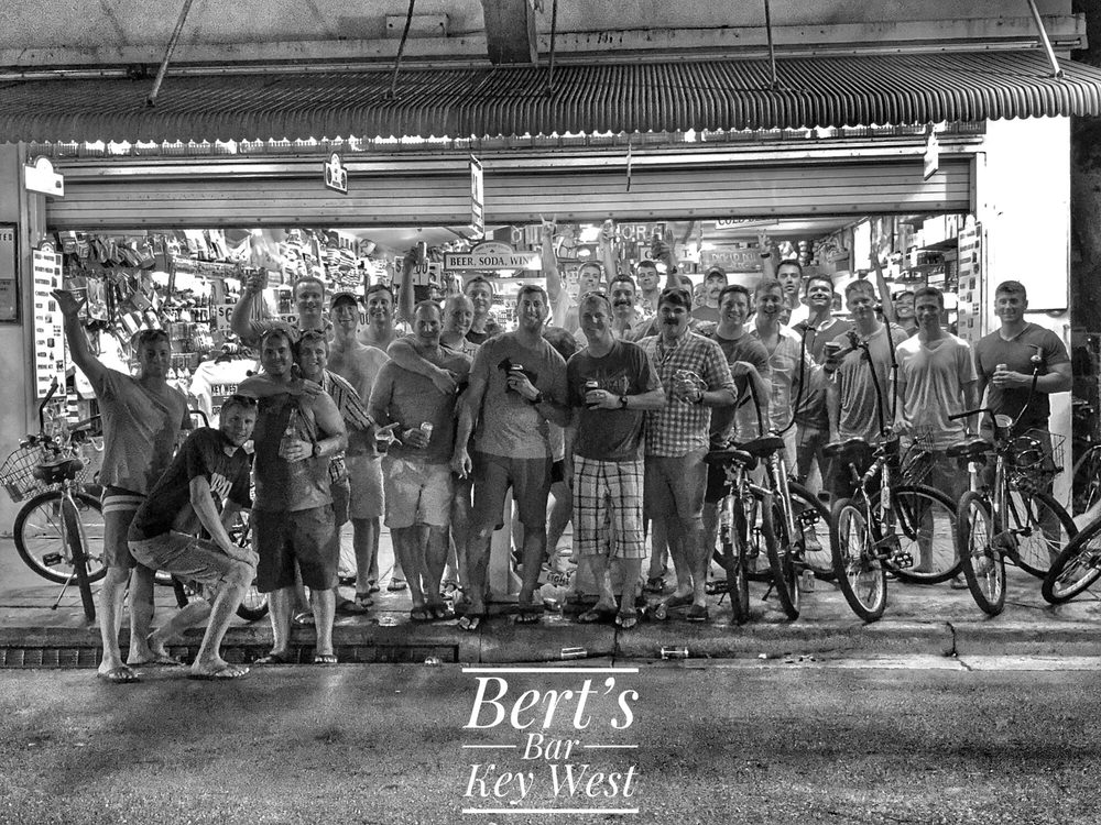 Bert's bar: 213-217 Duval St, Key West, FL