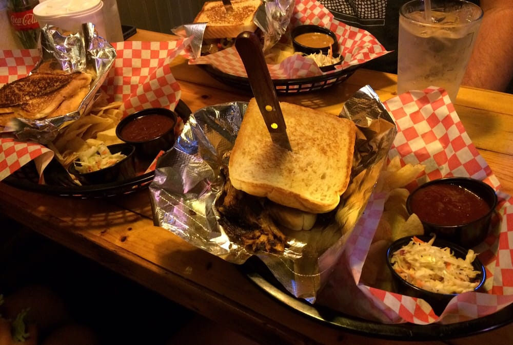 Southern Belly BBQ: 819 Harden St, Columbia, SC