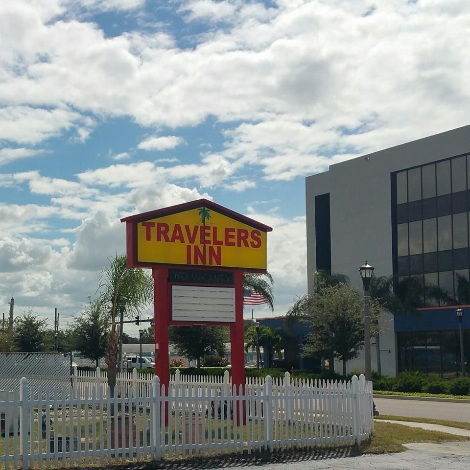 Travelers inn: 1488 Gulf To Bay Blvd, Clearwater, FL