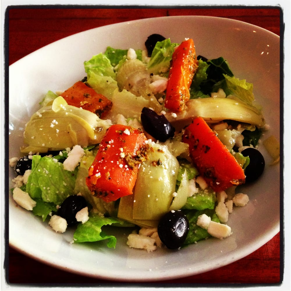 Artichoke heart salad yelp for Aicha moroccan cuisine san francisco