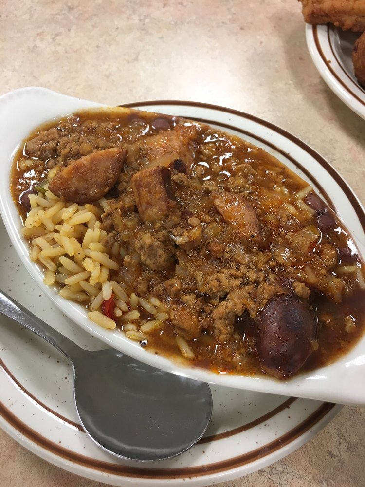 Red beans and rice yelp for White river fish market