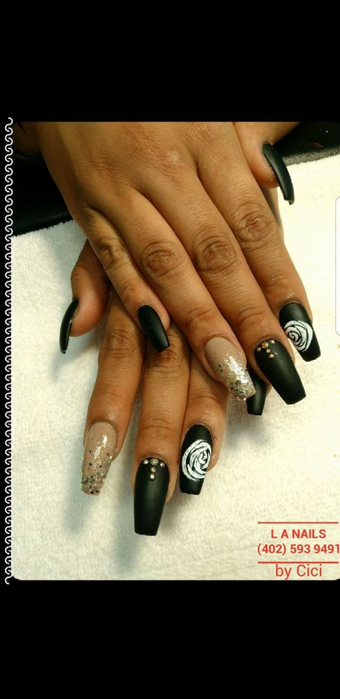 L A Nails - 38 Photos - Nail Salons - 4735 S 96th St, West Omaha ...