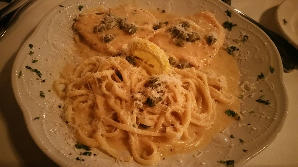 Food from Bella Roma