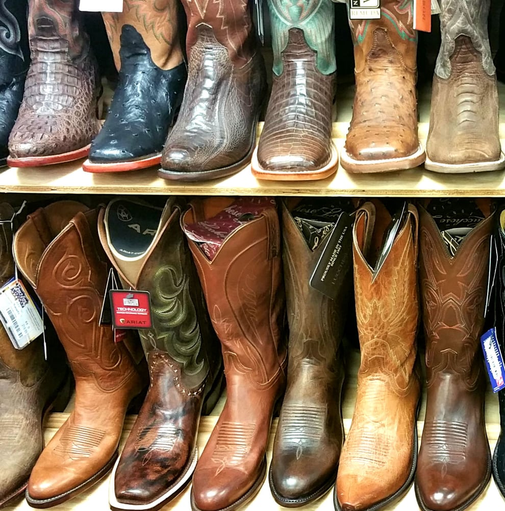 Russell's Western Wear in Tampa carries Justin Work Boots