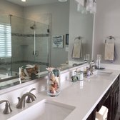 photo of bath plus kitchen design remodel arlington va united states master