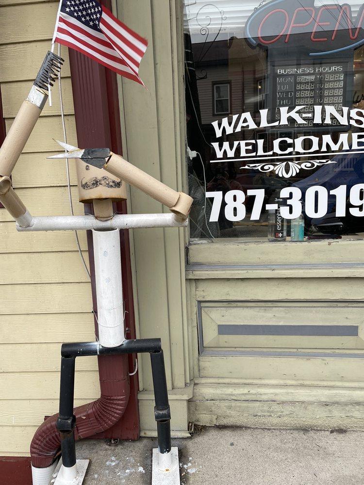 Ilirs Barbershop: 8 Union St, Montgomery, NY