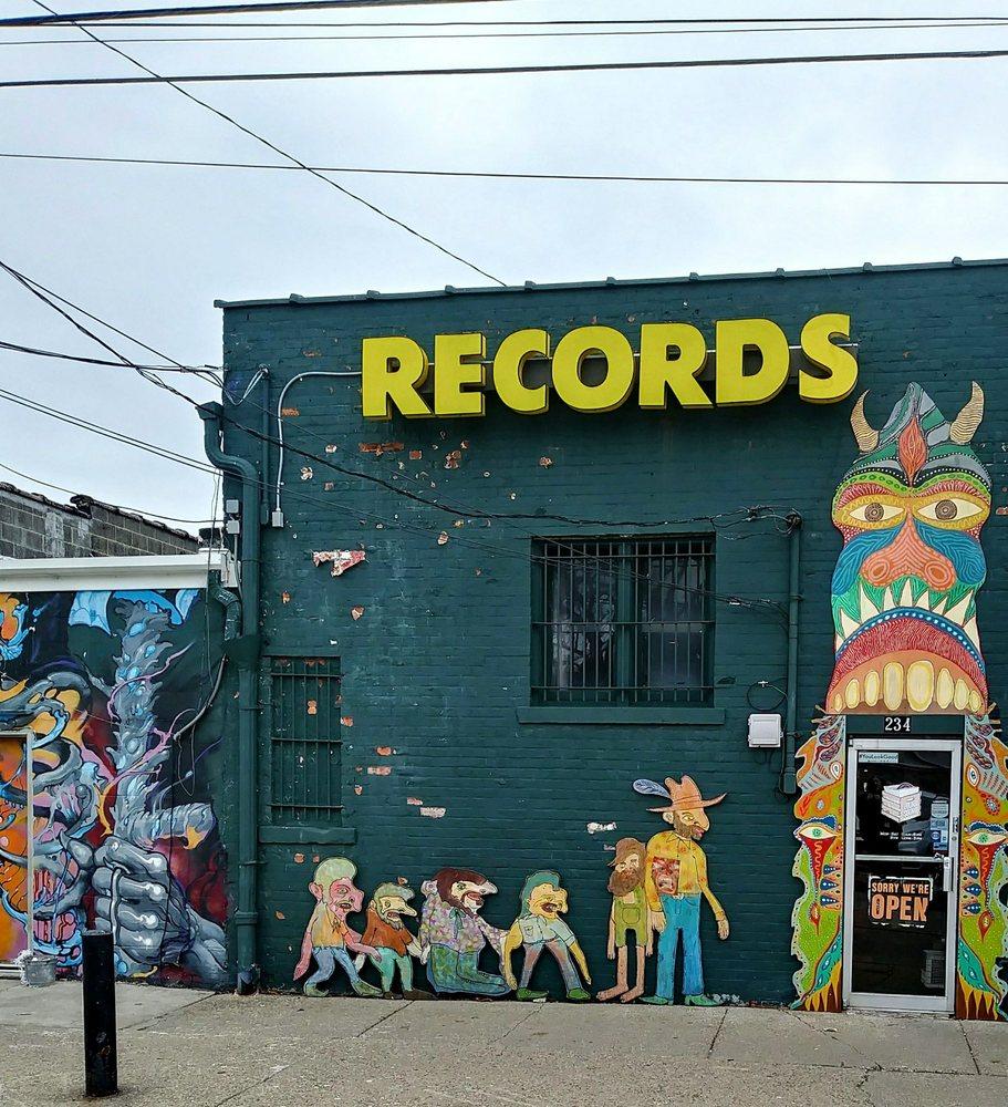 Found Sound: 234 W 9 Mile Rd, Ferndale, MI