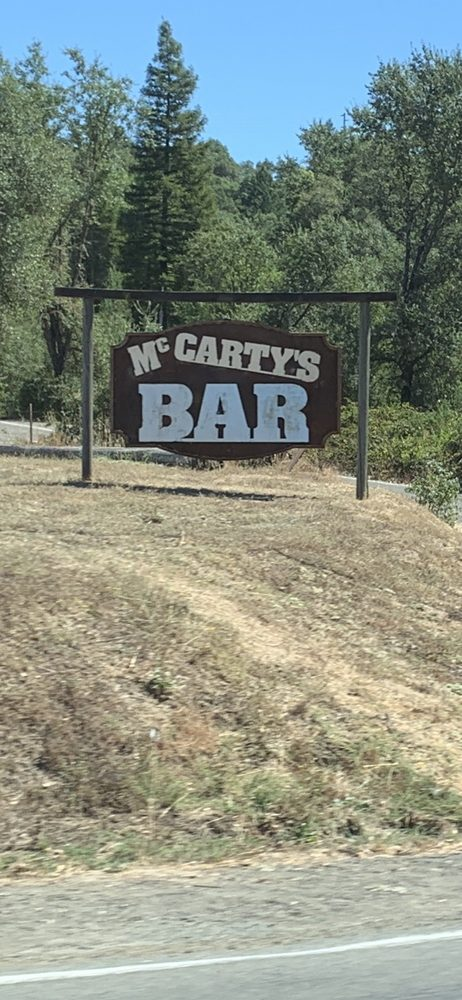 McCarty's Bar & Grill: 6951 E Rd, Redwood Valley, CA