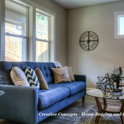 creative concepts home staging and contracting interior design