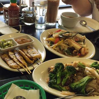 Thai Food Delivery Chino Hills
