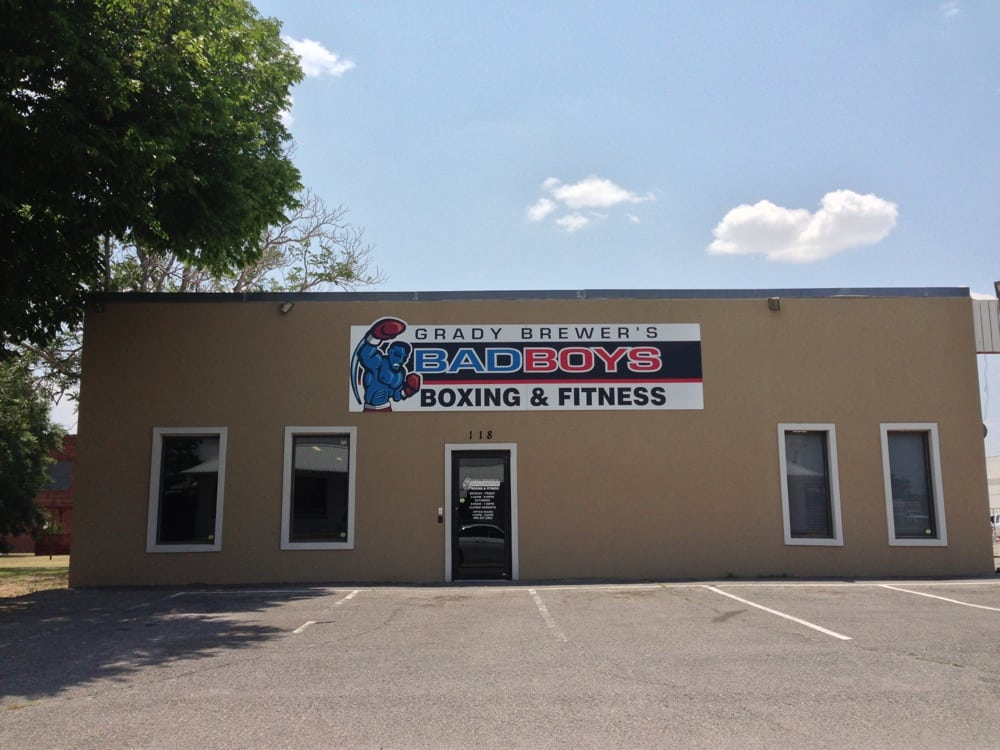 Grady Brewer's Bad Boys Boxing & Fitness: 118 SW B Ave, Lawton, OK