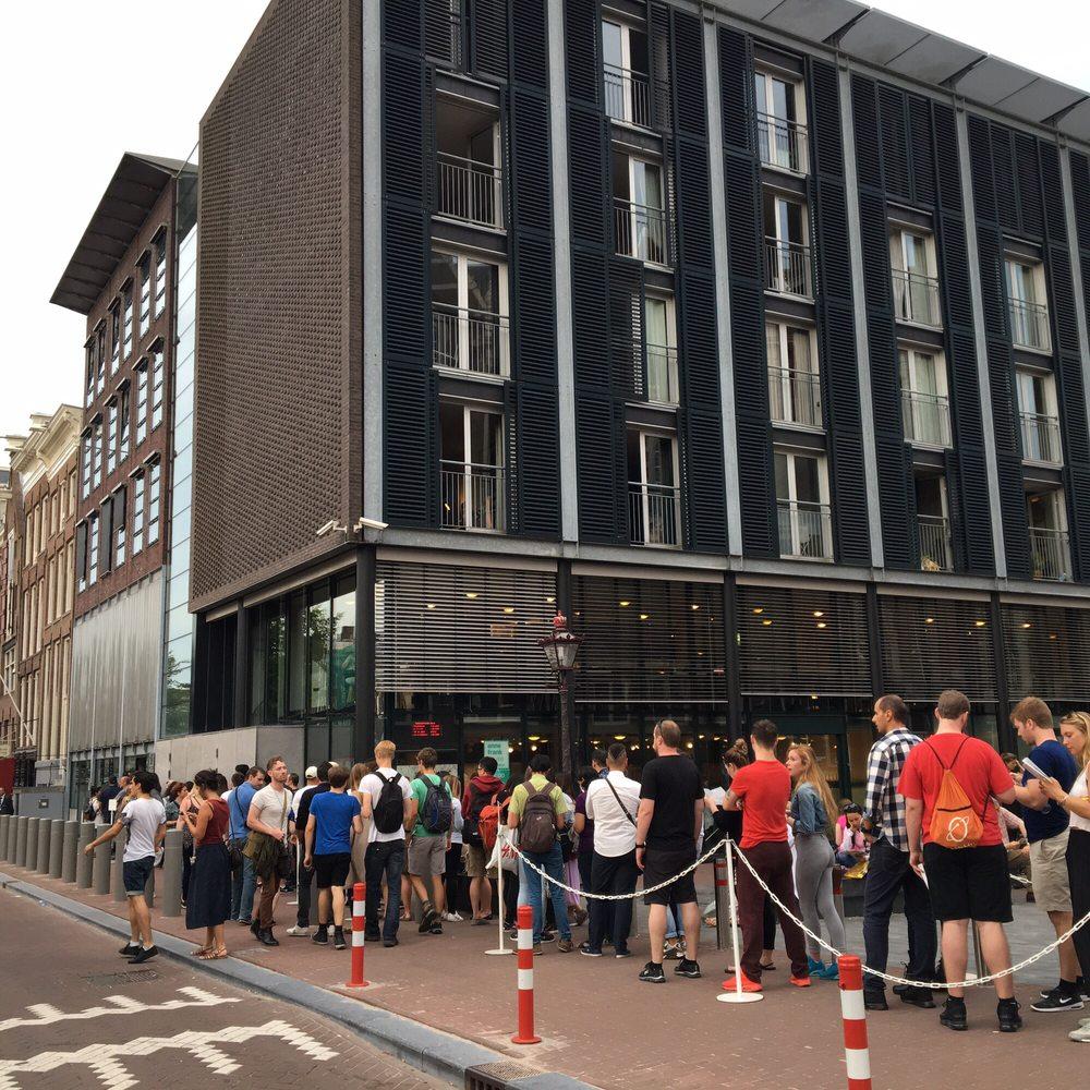 Restaurants Near Anne Frank House
