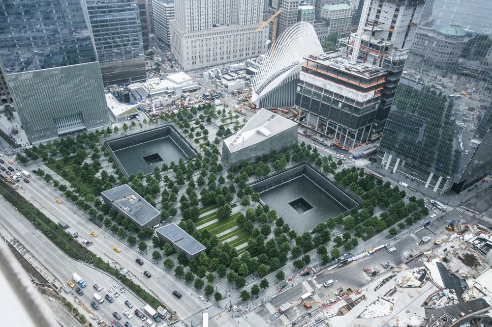 Photo of national september 11 memorial museum new york ny united states