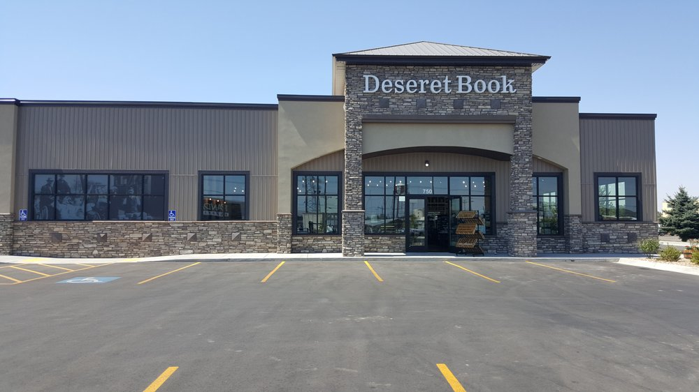 Deseret Book: 750 Pioneer Rd, Idaho Falls, ID