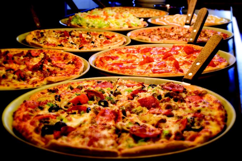 Pizza Ranch: 1209 10th St W, Mobridge, SD