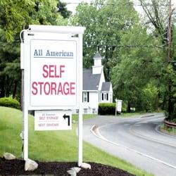 Photo Of All American Self Storage Natick Ma United States