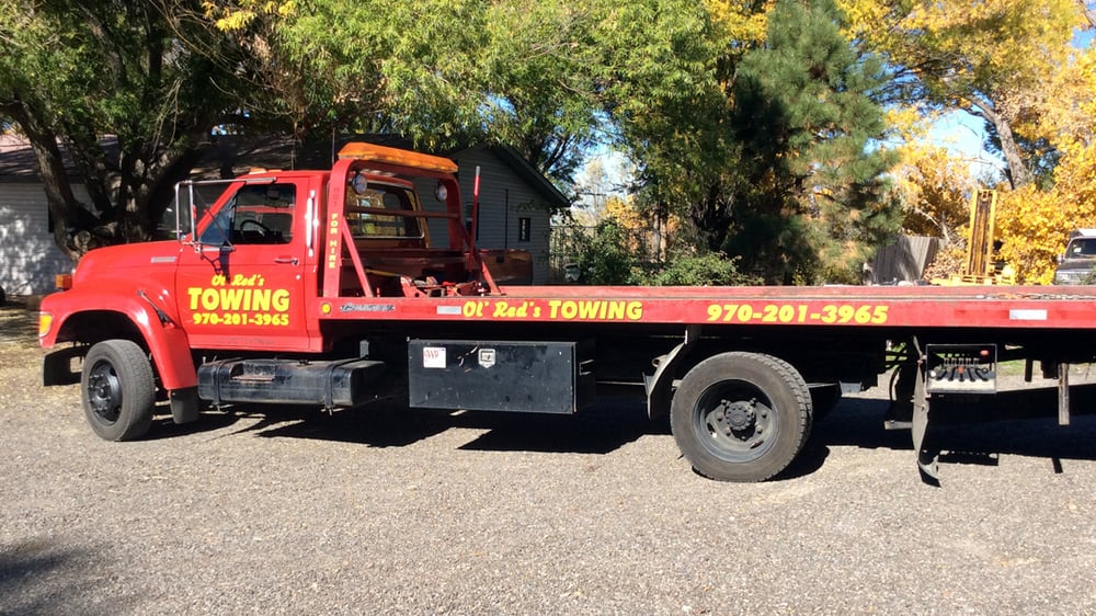 Towing business in Delta, CO