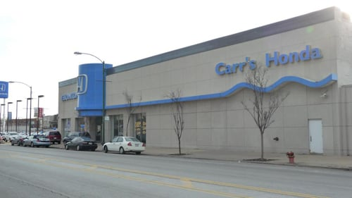 Carr s honda closed 95 reviews car dealers 6600 n for Honda dealers in chicago