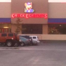 chuck e cheese bronx