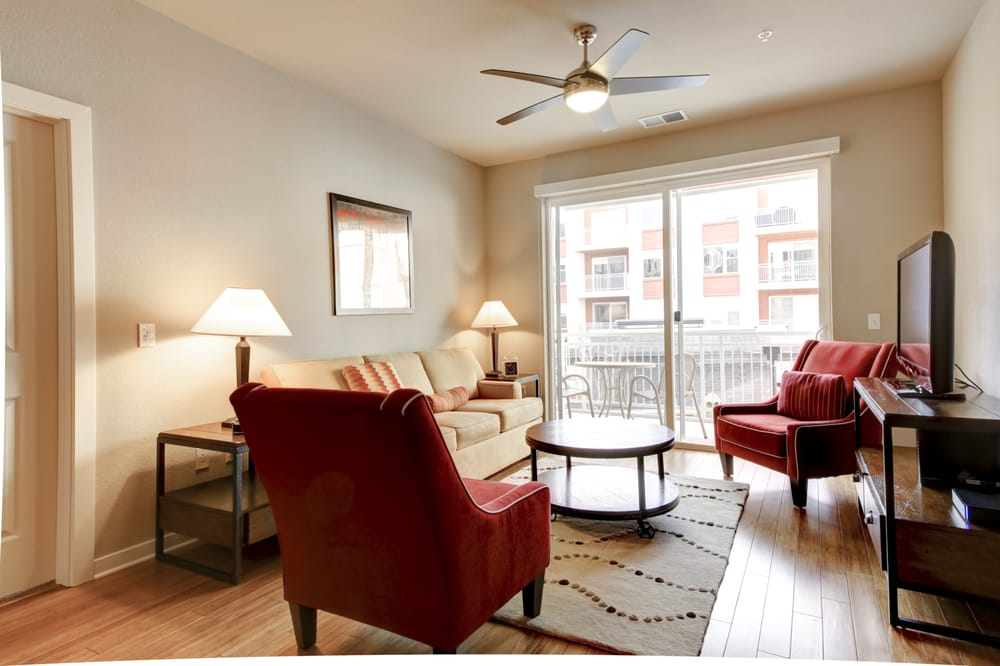 19th Street Apartment by Stay Alfred: 1975 19th St, Denver, CO