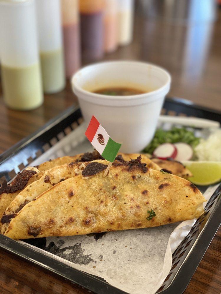 Tacos Doña Lena: 8788 Hammerly Blvd, Houston, TX