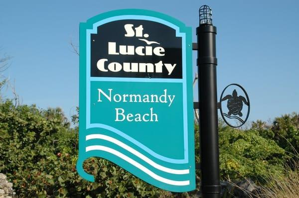 Photo Of Normandy Beach Jensen Fl United States