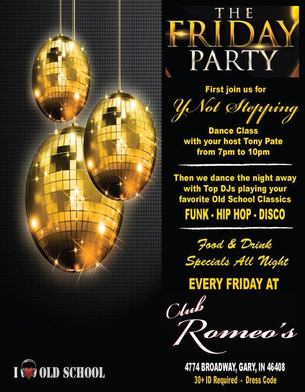 Club Romeo's: 4774 Bdwy, Gary, IN