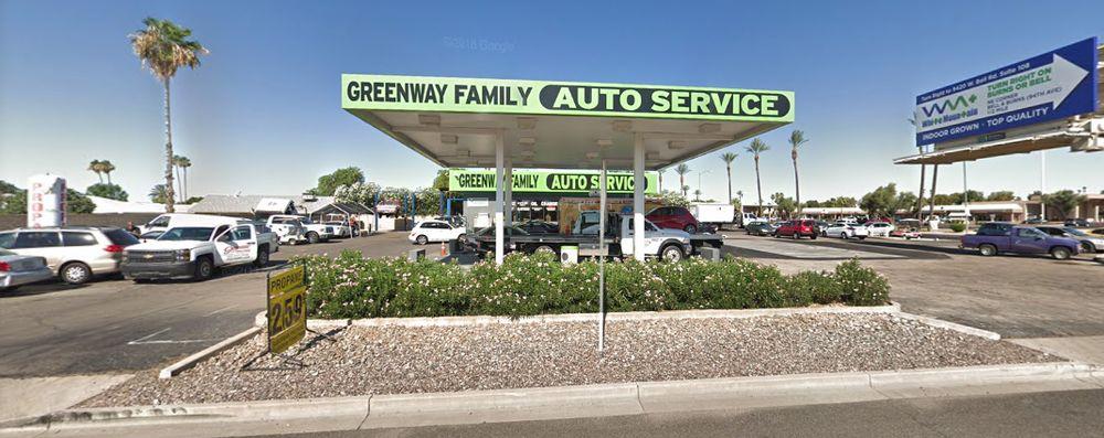 Greenway Family Auto Service