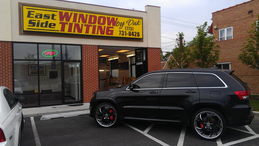 East Side Window Tinting Chicago Il