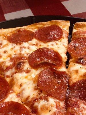 3838c373 Photo of Prince Pizzeria - Saugus, MA, United States. Pepperoni Pizza