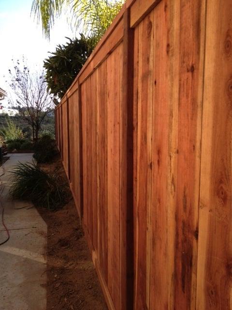 6 Redwood Fence Beautiful Yelp