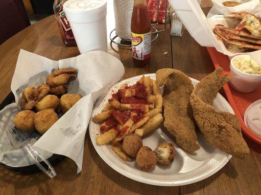 Big T S Seafood 4314 Wrightsboro Rd Grovetown Ga