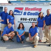 Mack Heating Cooling