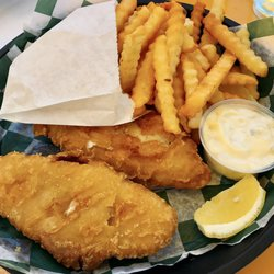 Photo Of Tuggs Tavern   Minneapolis, MN, United States. Fish And Chips.