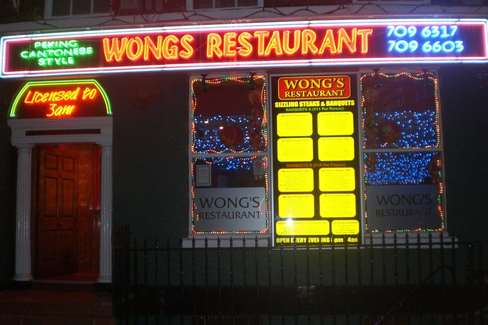 Wongs Restaurant