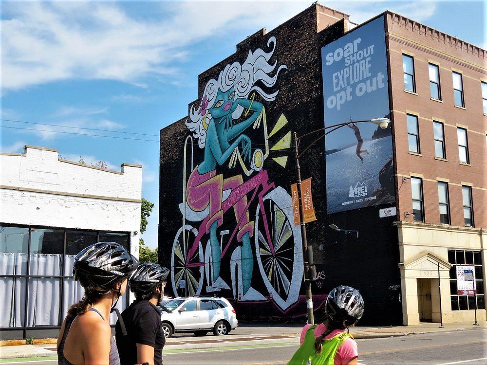 Chicago Bike Adventures: Chicago, IL