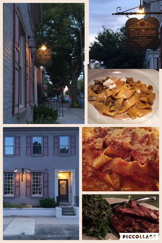 Tre Scalini: 221 E Broad St, Bethlehem, PA