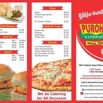 Best indian fast food edison nj