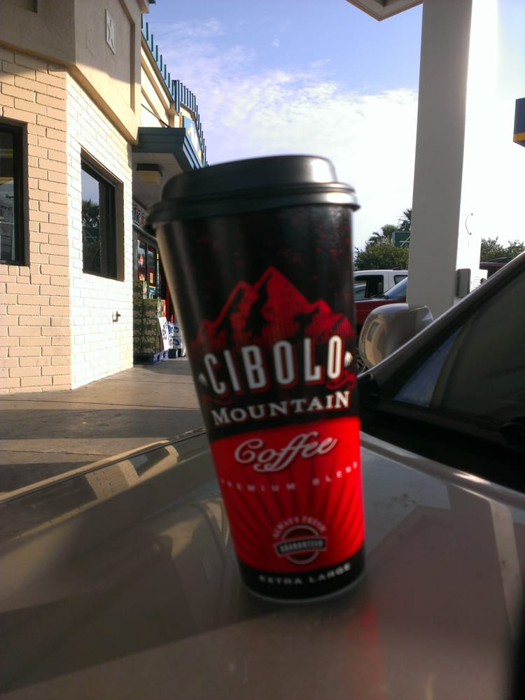 valero spurs free coffee