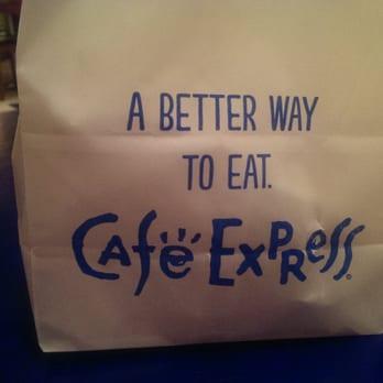 Cafe Express Webster Tx